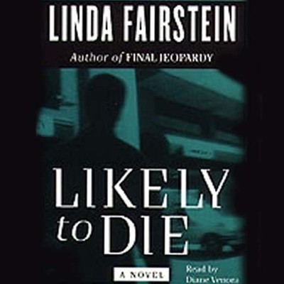 Printable Likely to Die: A Novel Audiobook Cover Art