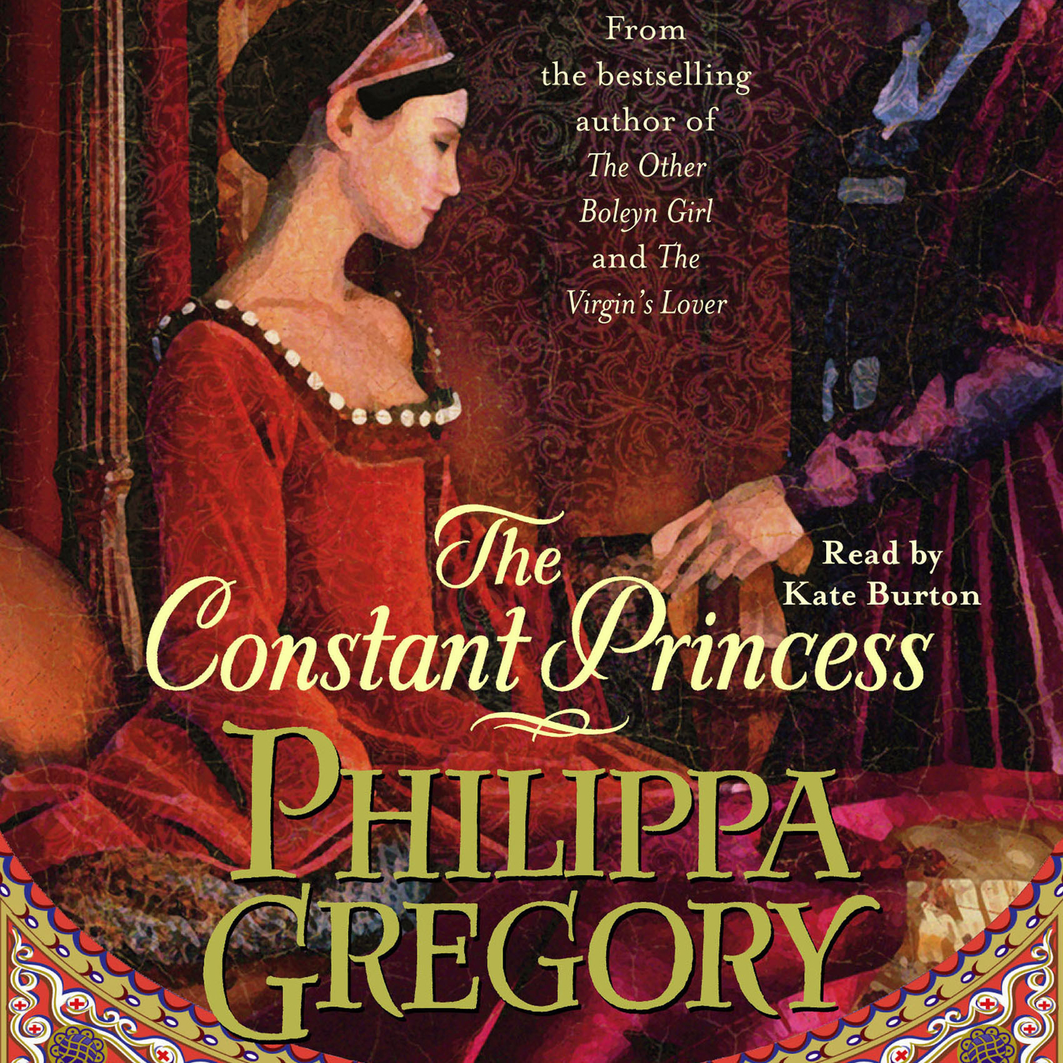 Printable The Constant Princess Audiobook Cover Art