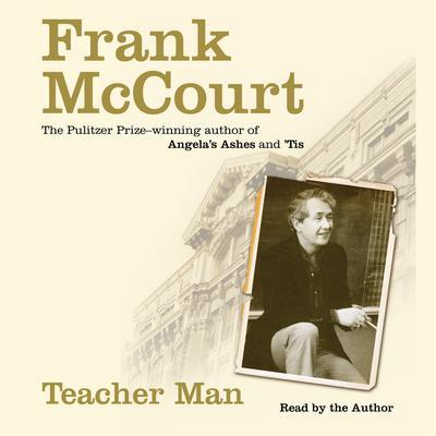 Teacher Man: A Memoir Audiobook, by Frank McCourt