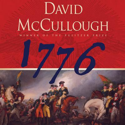 1776 Audiobook, by David McCullough