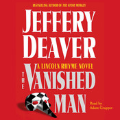 The Vanished Man, by Jeffery Deaver