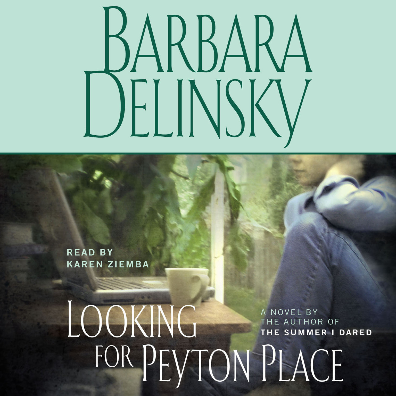 Printable Looking for Peyton Place: A Novel Audiobook Cover Art