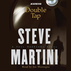 Double Tap Audiobook, by Steve Martini