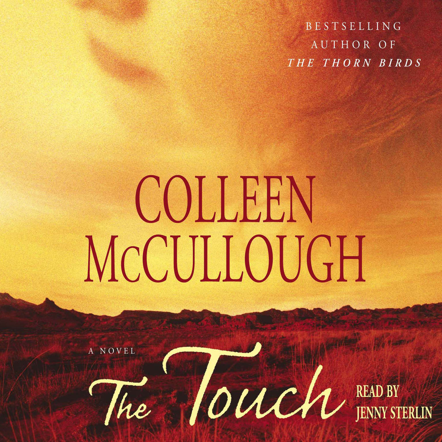 Printable The Touch: A Novel Audiobook Cover Art