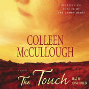The Touch: A Novel Audiobook, by Colleen McCullough
