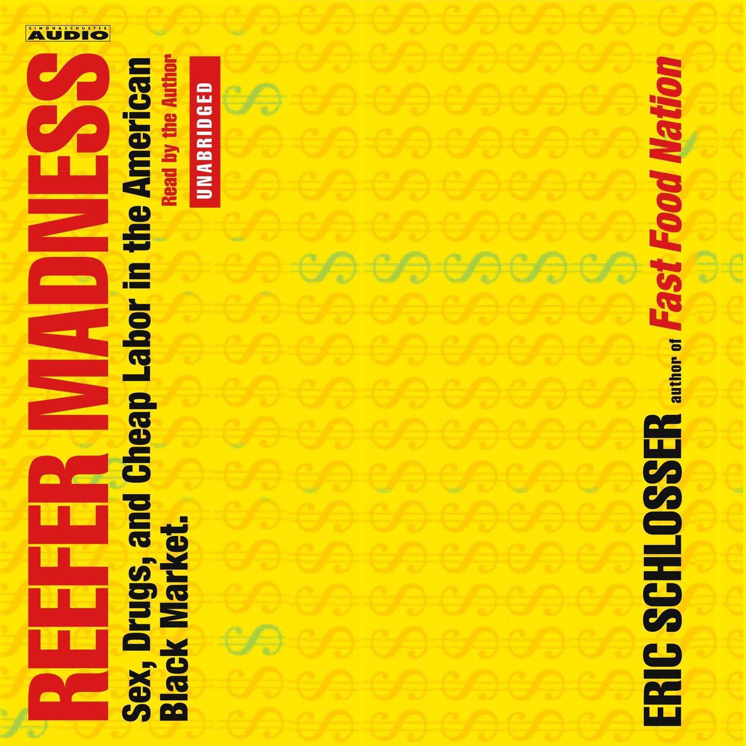 Printable Reefer Madness: Sex, Drugs and Cheap Labor in the Black Market Audiobook Cover Art