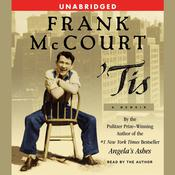 'Tis: A Memoir Audiobook, by Frank McCourt
