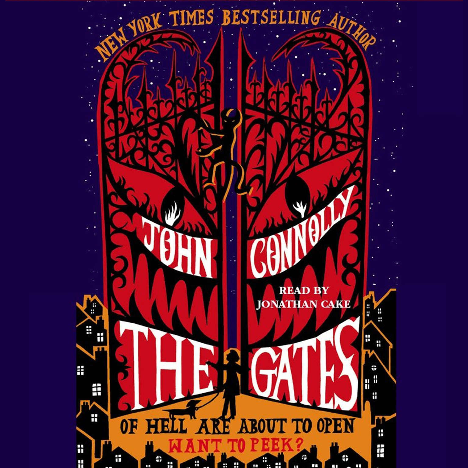 Printable The Gates: A Novel Audiobook Cover Art