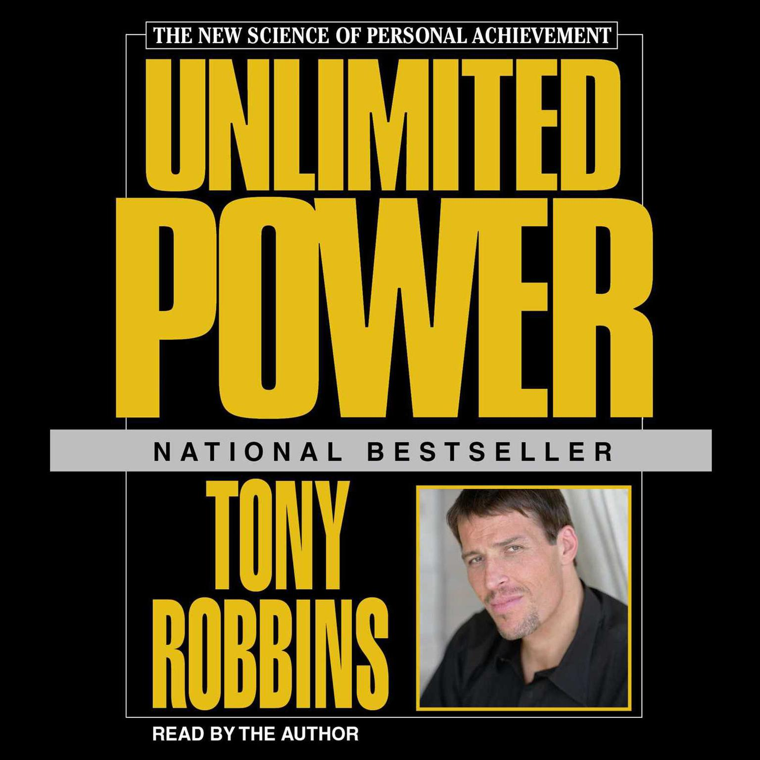 Printable Unlimited Power: The New Science of Personal Achievement Audiobook Cover Art