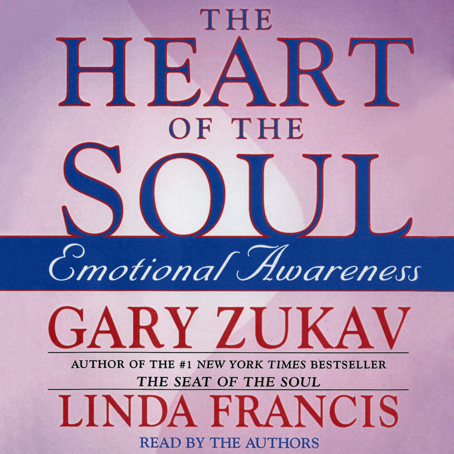 Printable The Heart of the Soul: Emotional Awareness Audiobook Cover Art