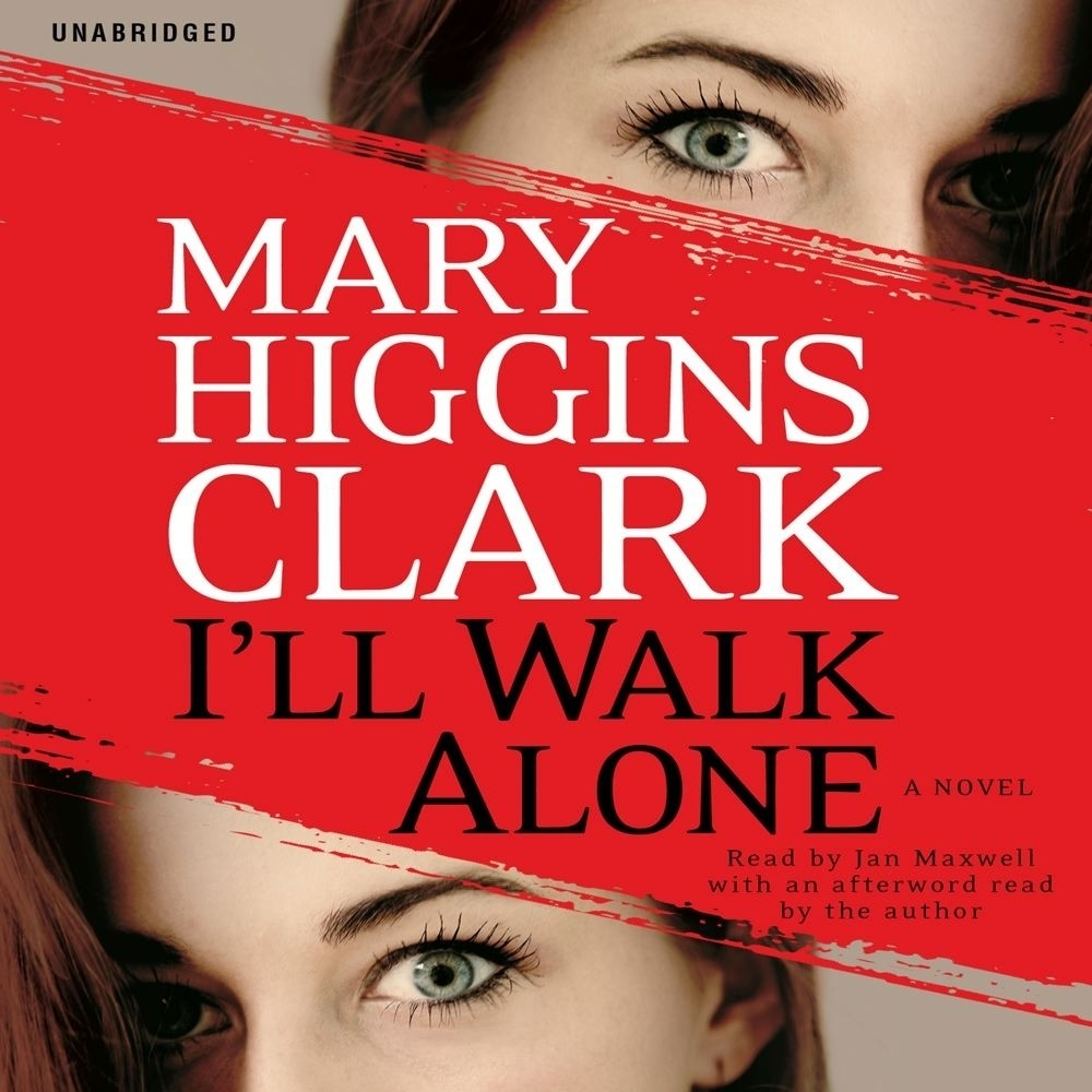 Printable I'll Walk Alone: A Novel Audiobook Cover Art