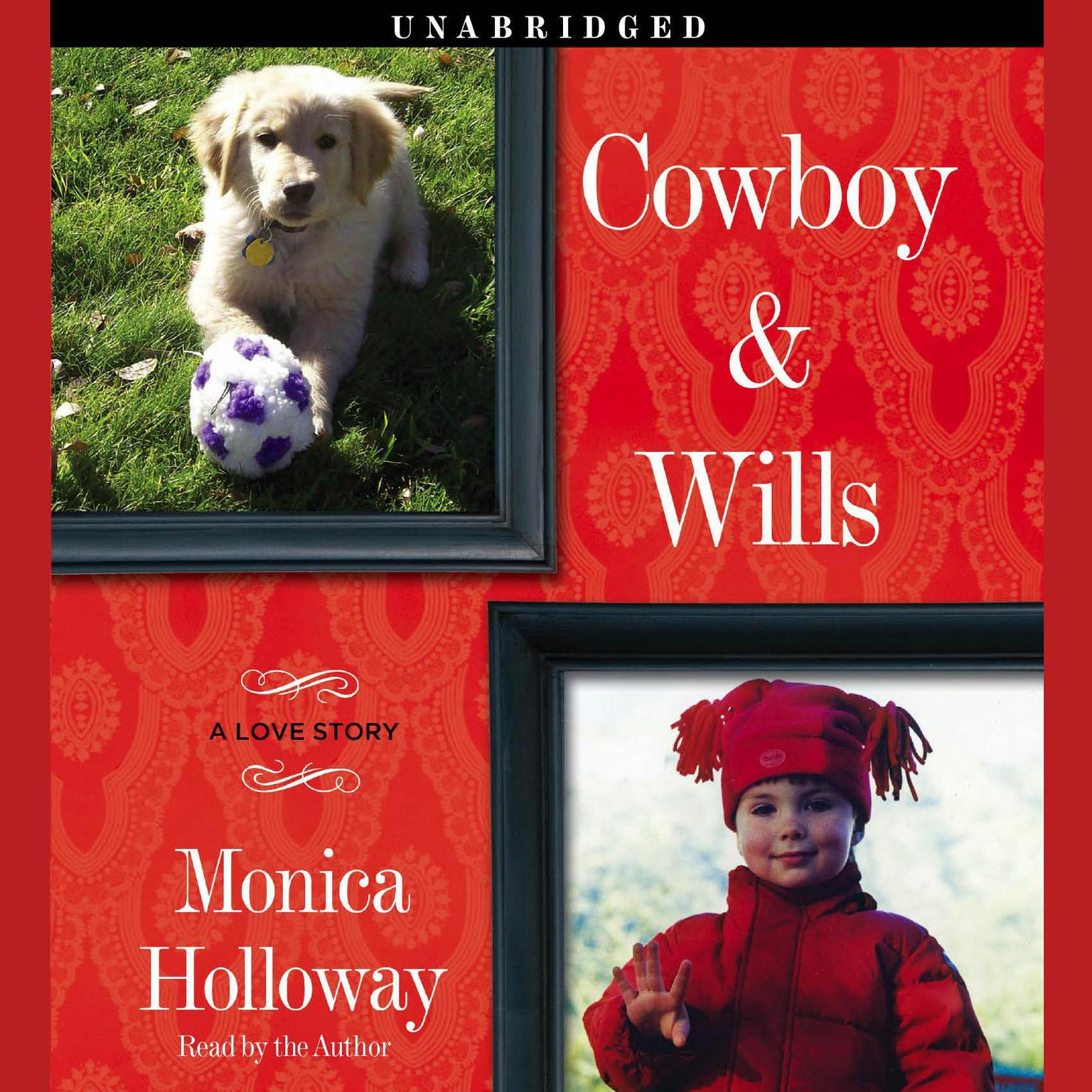 Printable Cowboy & Wills: A Love Story Audiobook Cover Art