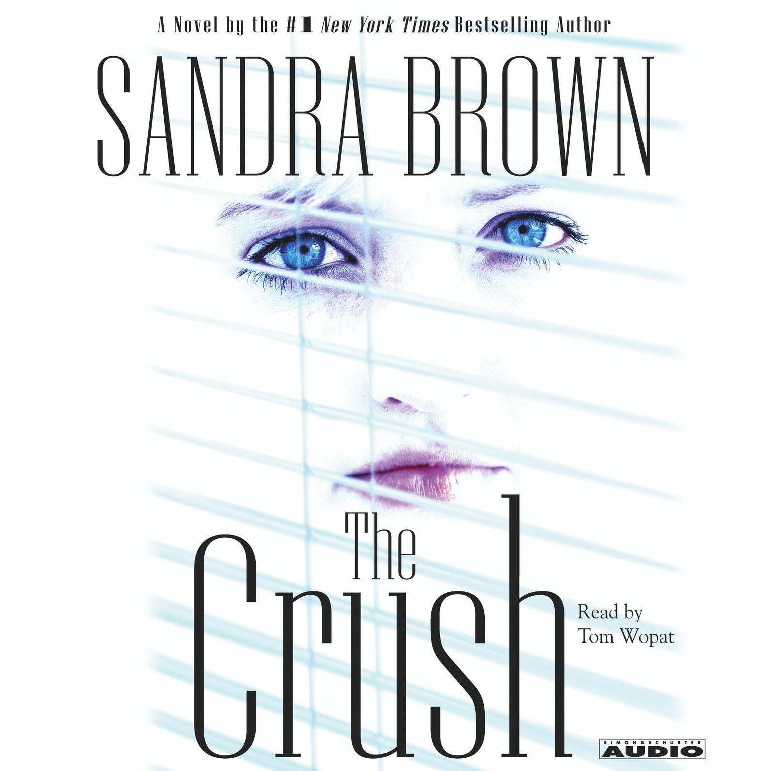 Printable The Crush Audiobook Cover Art