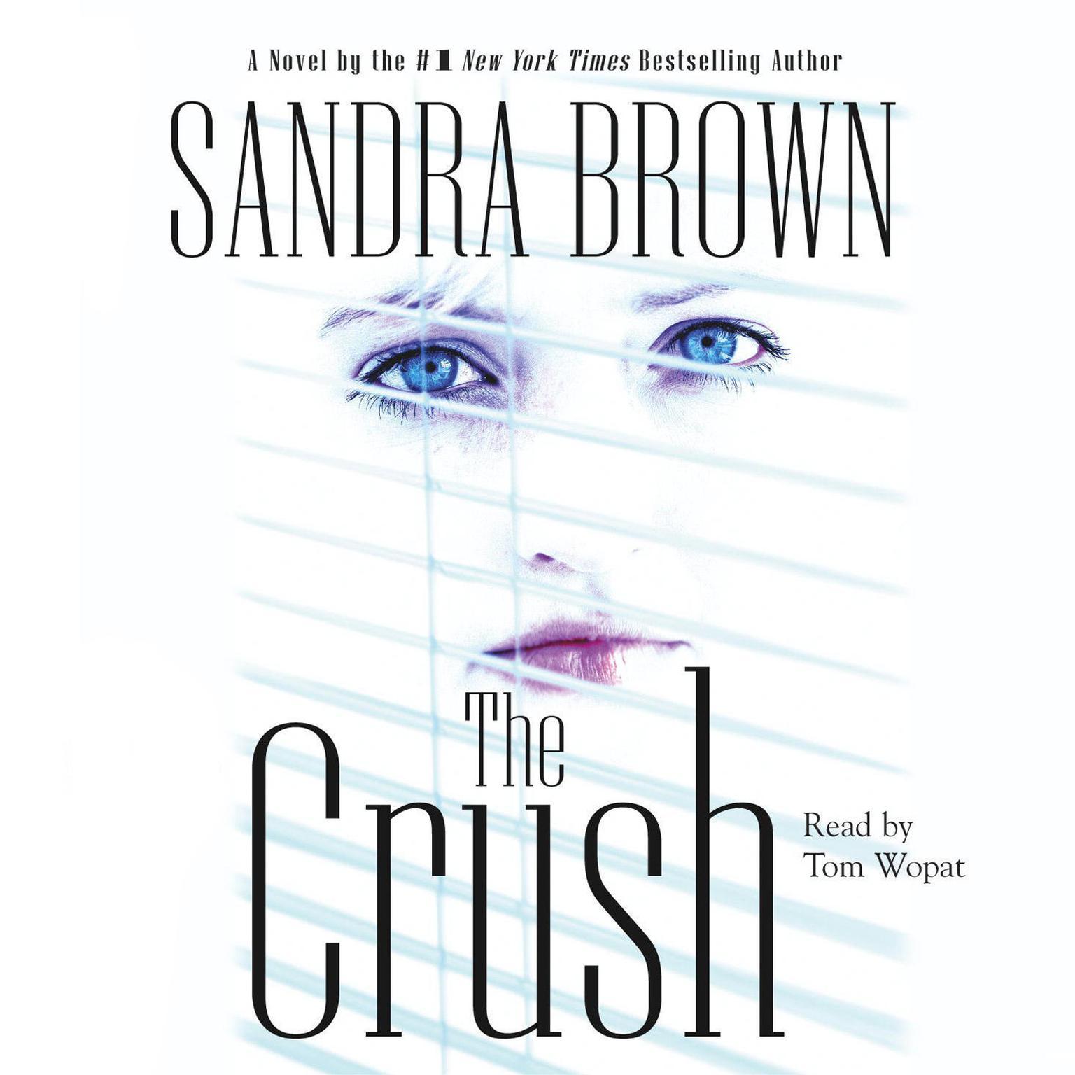 Printable The Crush Audiobook Cover Art