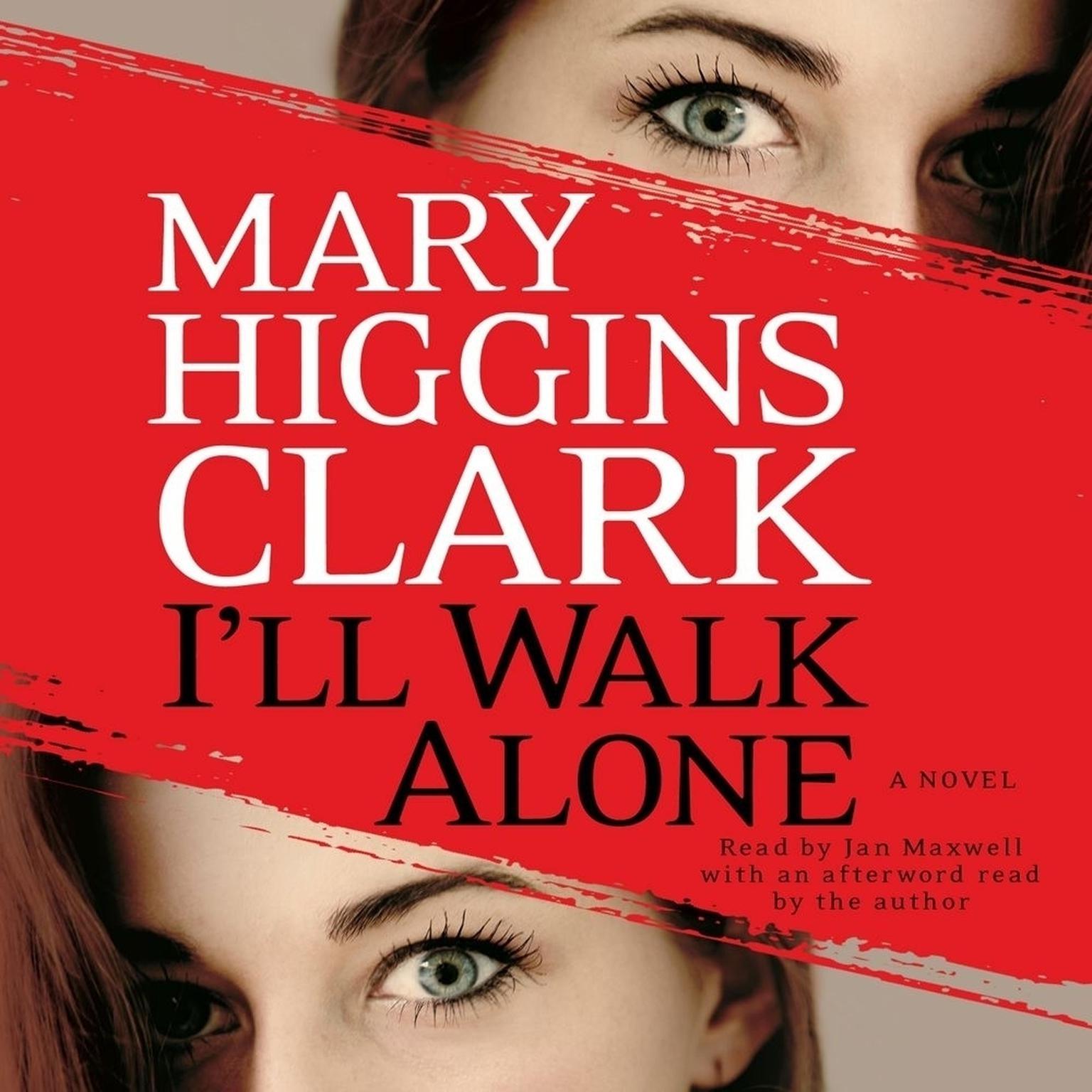 Printable I'll Walk Alone (Abridged): A Novel Audiobook Cover Art