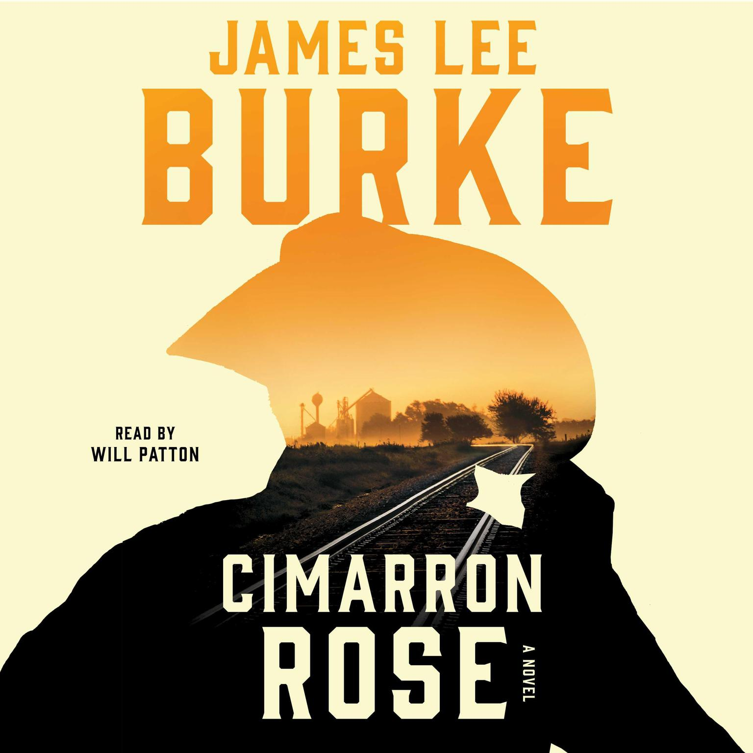 Printable Cimarron Rose Audiobook Cover Art