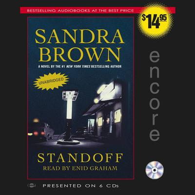 Standoff Audiobook, by Sandra Brown