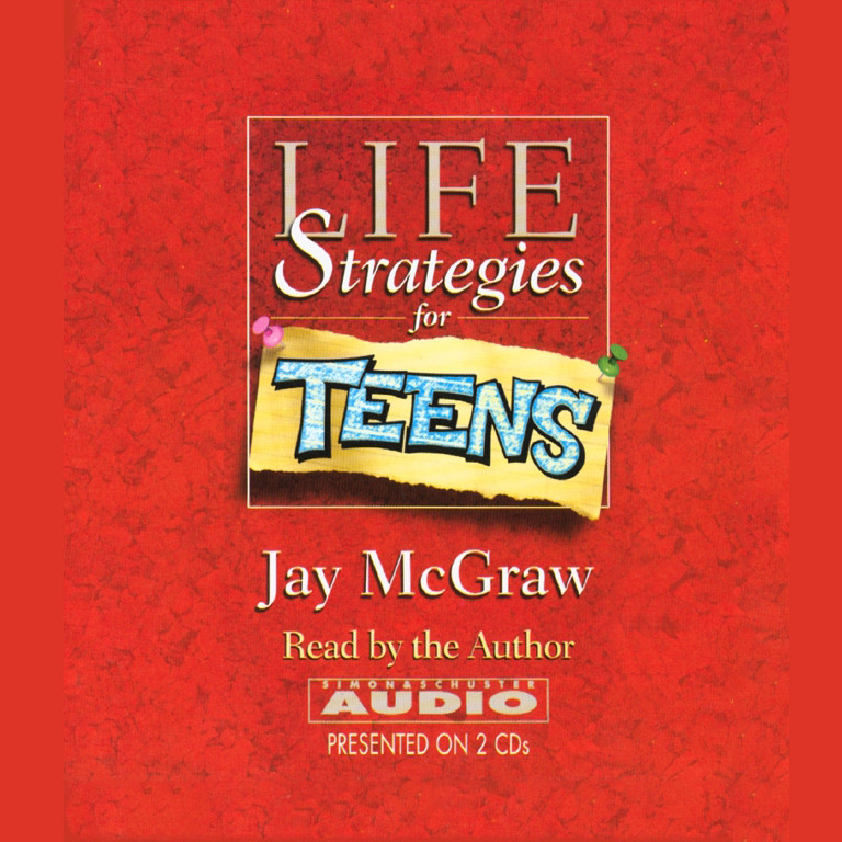 Printable Life Strategies For Teens Audiobook Cover Art