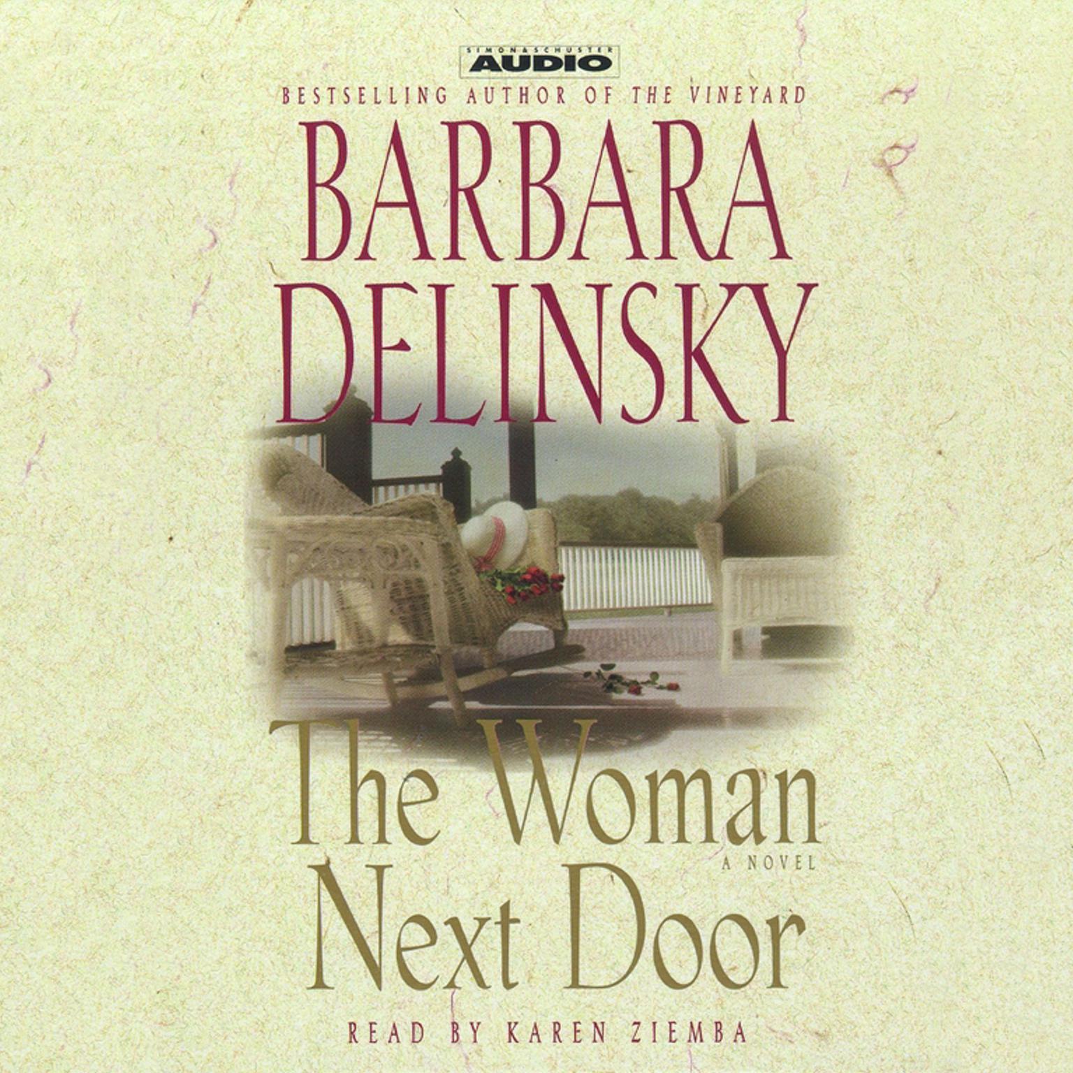 Printable The Woman Next Door: A Novel Audiobook Cover Art