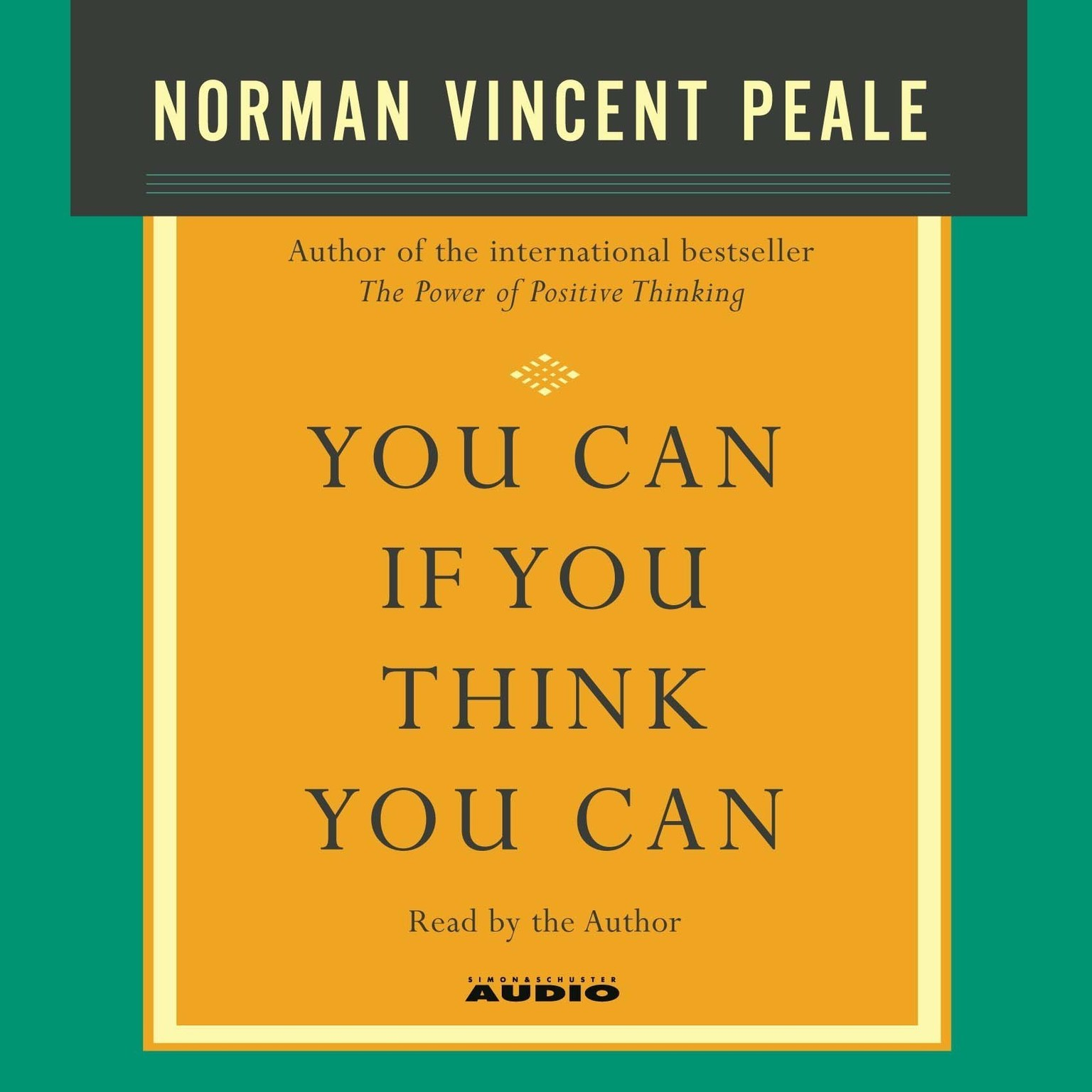 Printable You Can If You Think You Can Audiobook Cover Art
