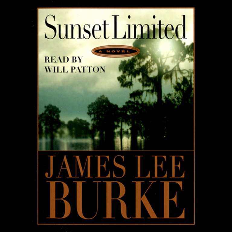 Printable Sunset Limited Audiobook Cover Art