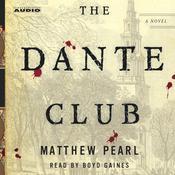 The Dante Club, by Matthew Pearl