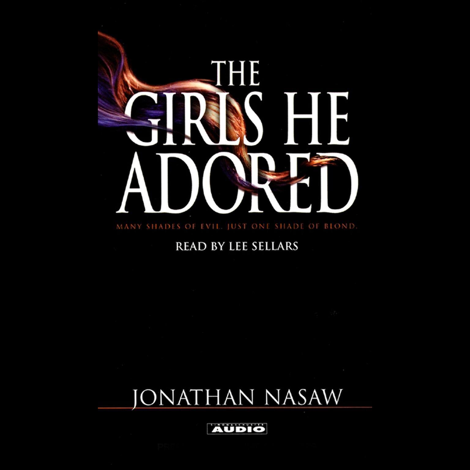 Printable The Girls He Adored: A Novel Audiobook Cover Art
