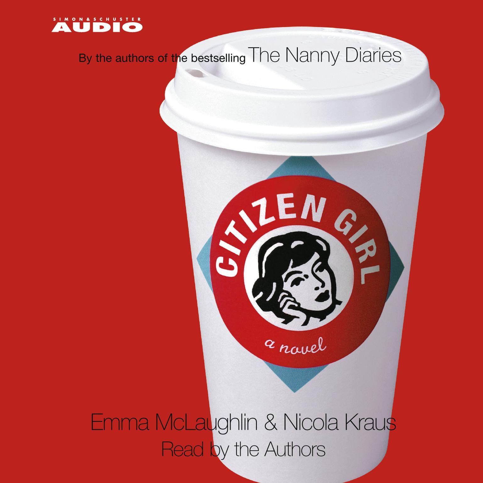 Printable Citizen Girl Audiobook Cover Art