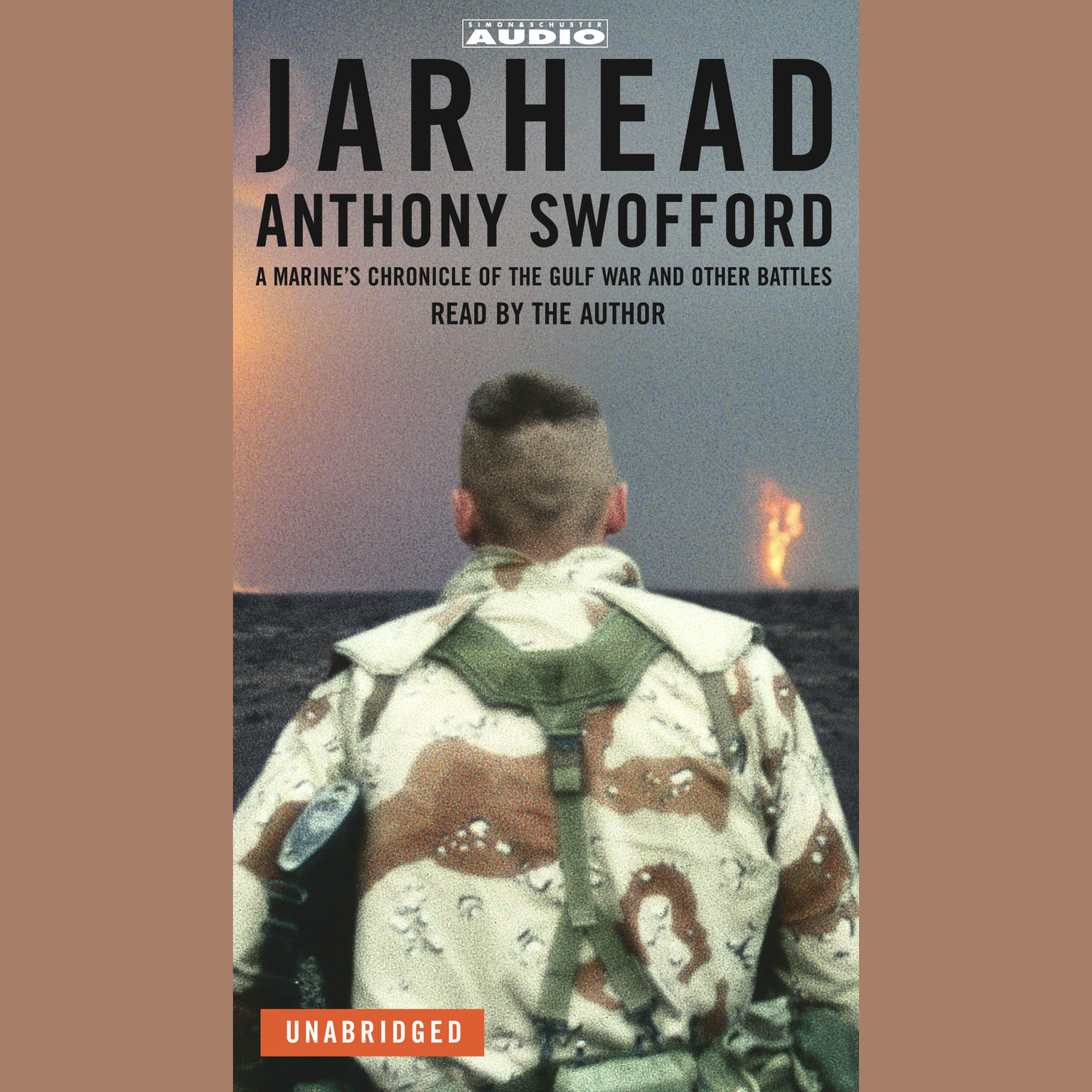 Printable Jarhead: A Marine's Chronicle of the Gulf War and Other Battles Audiobook Cover Art
