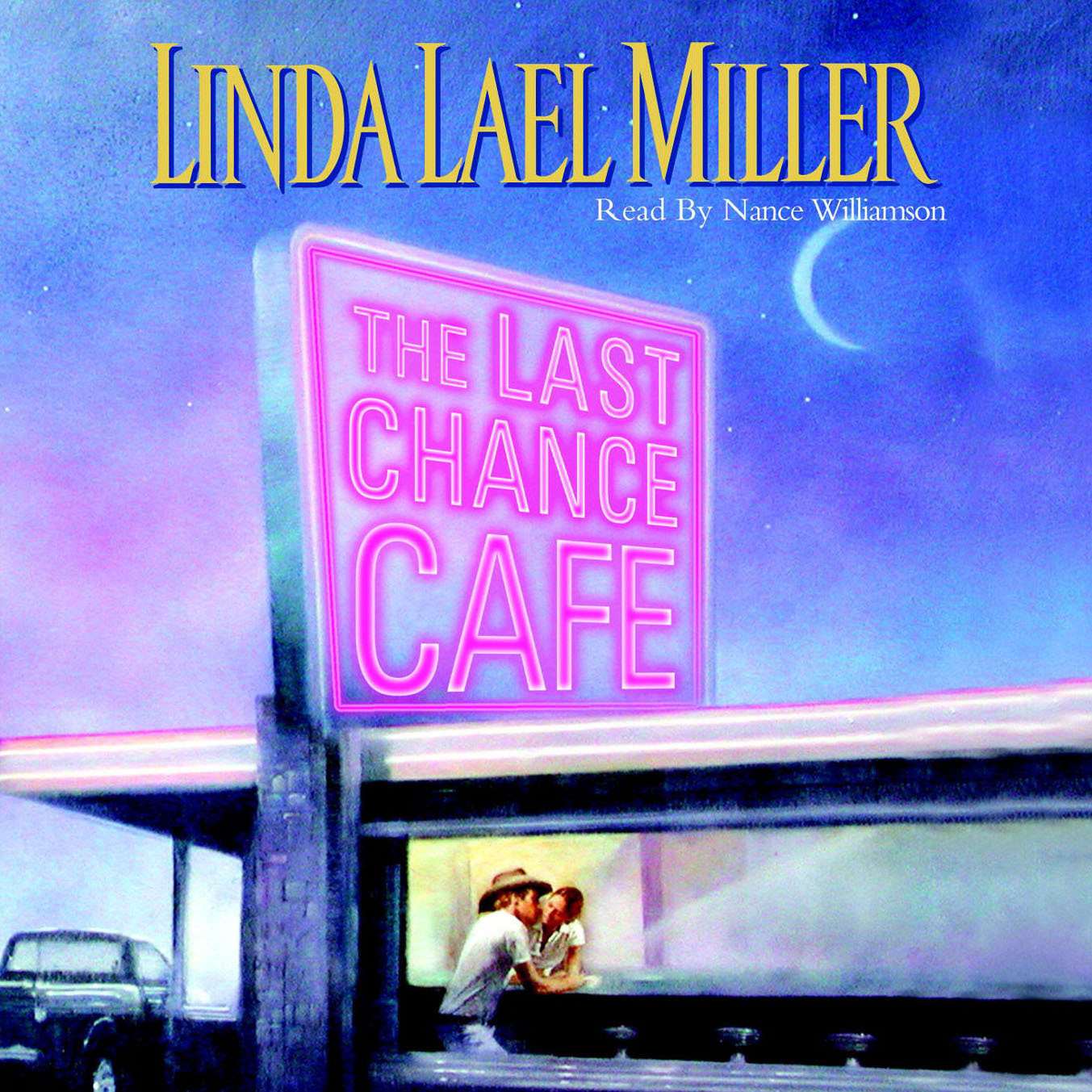 Printable The Last Chance Cafe Audiobook Cover Art