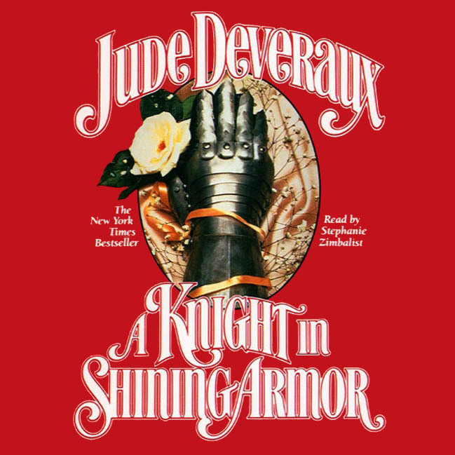 Printable A Knight in Shining Armor Audiobook Cover Art