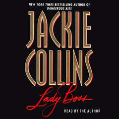 Lady Boss Audiobook, by Jackie Collins