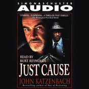 Just Cause, by John Katzenbach