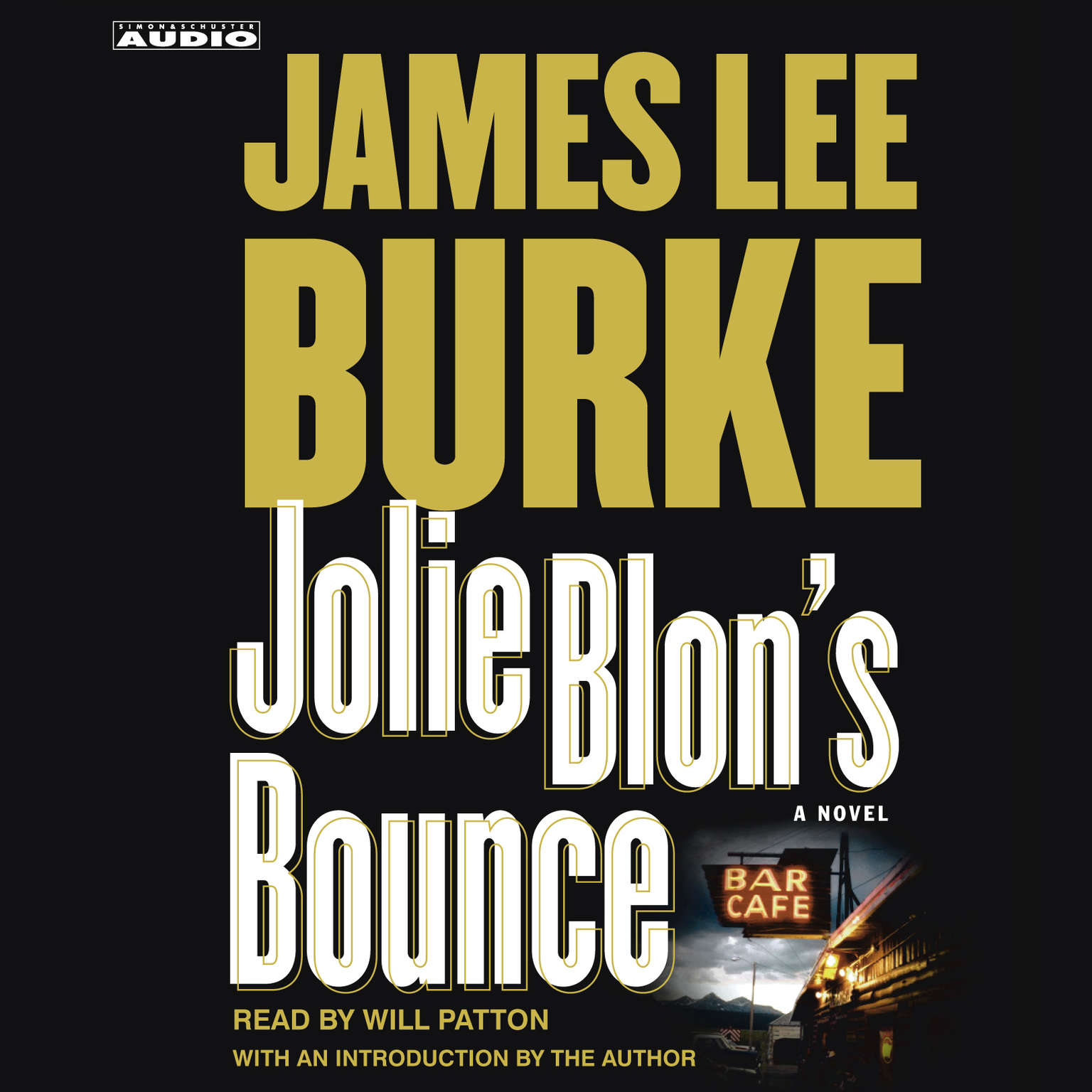 Printable Jolie Blon's Bounce Audiobook Cover Art