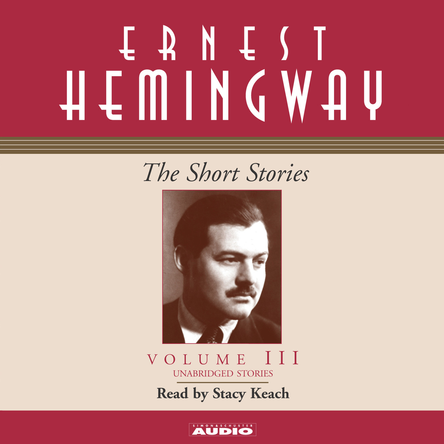 Printable The Short Stories, Vol. 3 Audiobook Cover Art