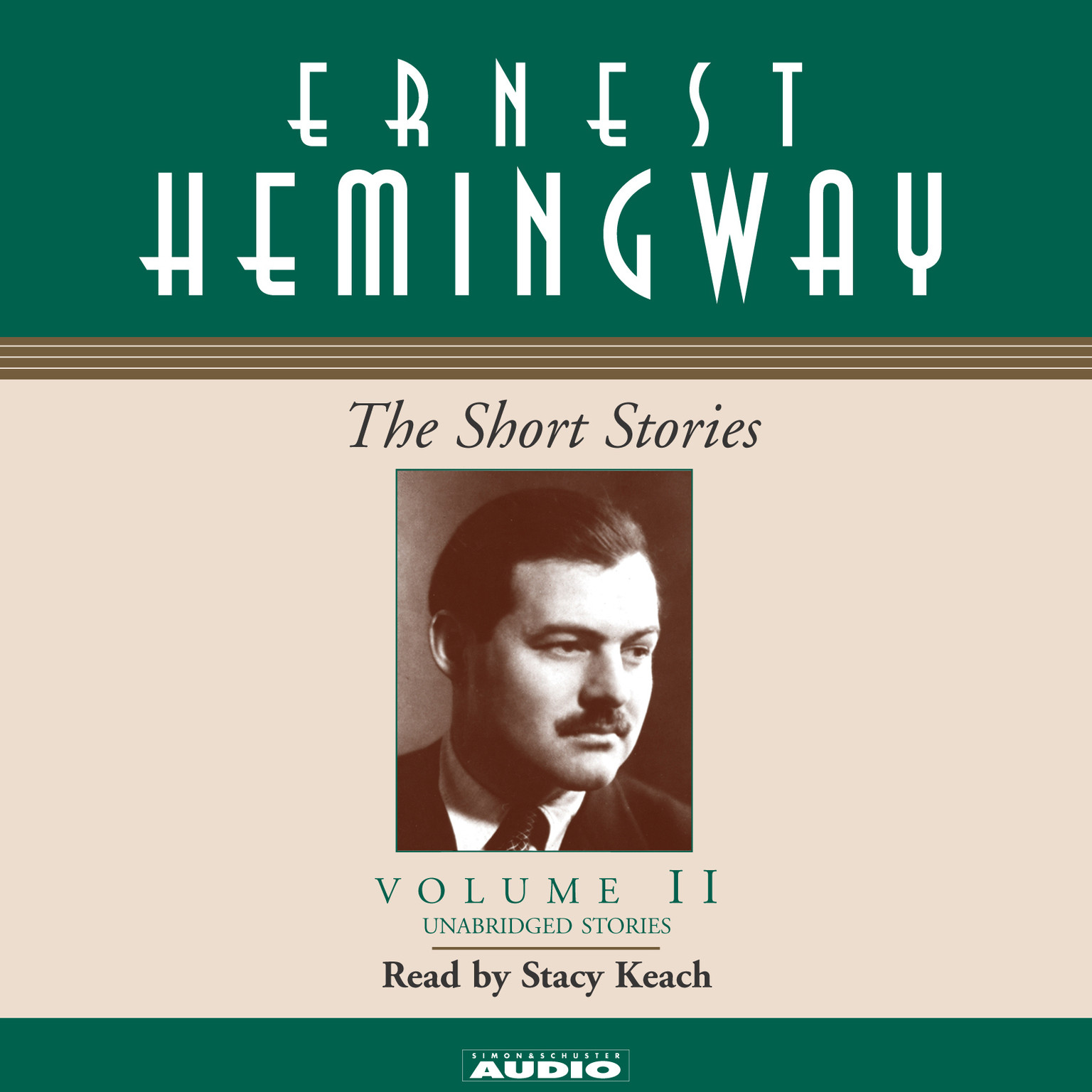 Printable The Short Stories, Vol. 2 Audiobook Cover Art