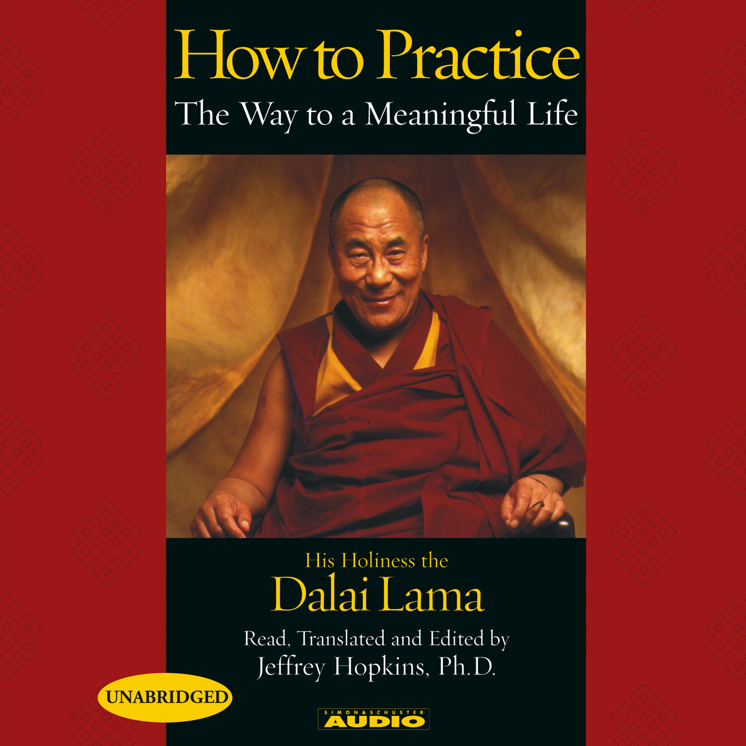 Printable How To Practice: The Way To A Meaningful Life Audiobook Cover Art