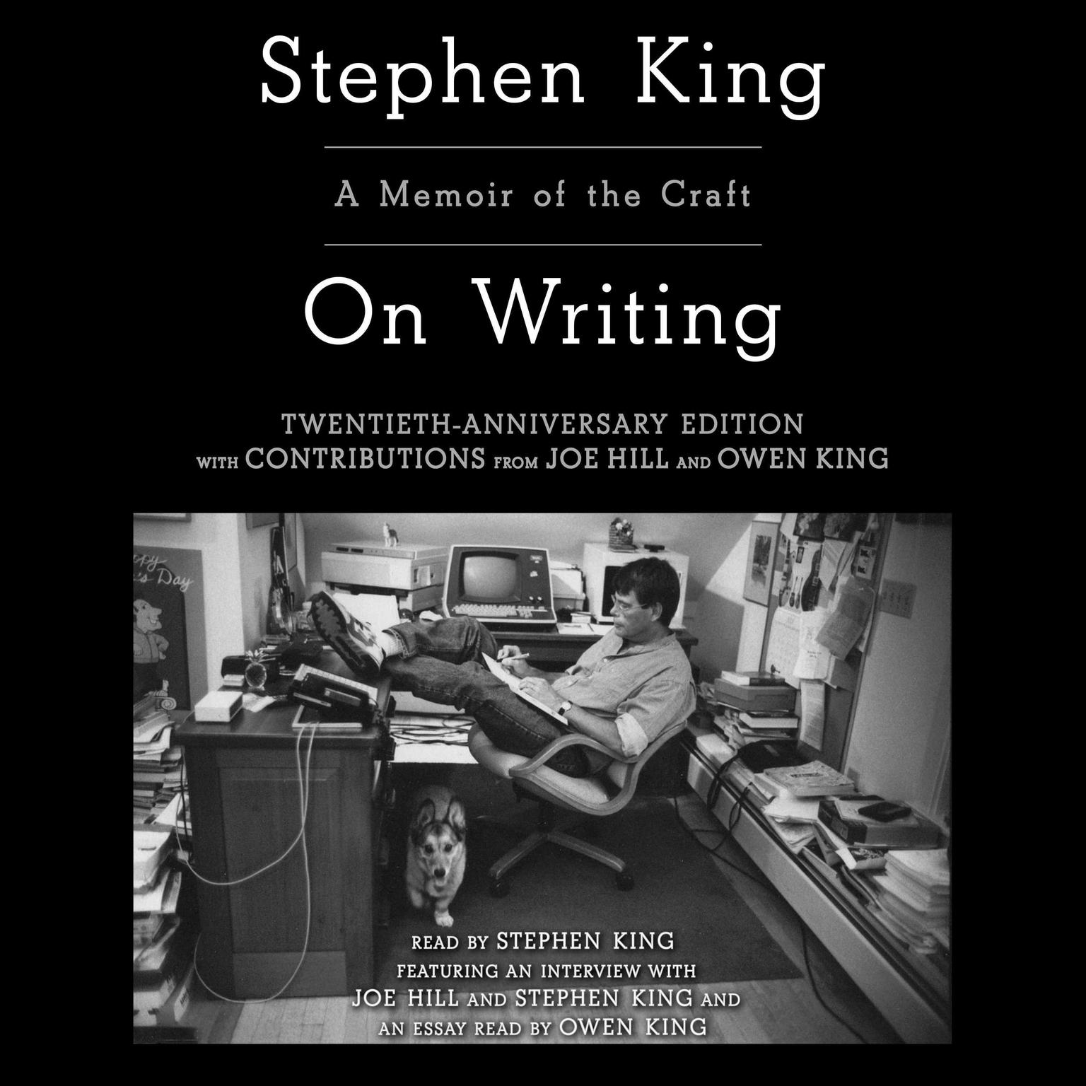 on writing stephen king download If you don't have the time to read, you don't have the time or the tools to write here is stephen king's master class on his craft on writing begins with a.