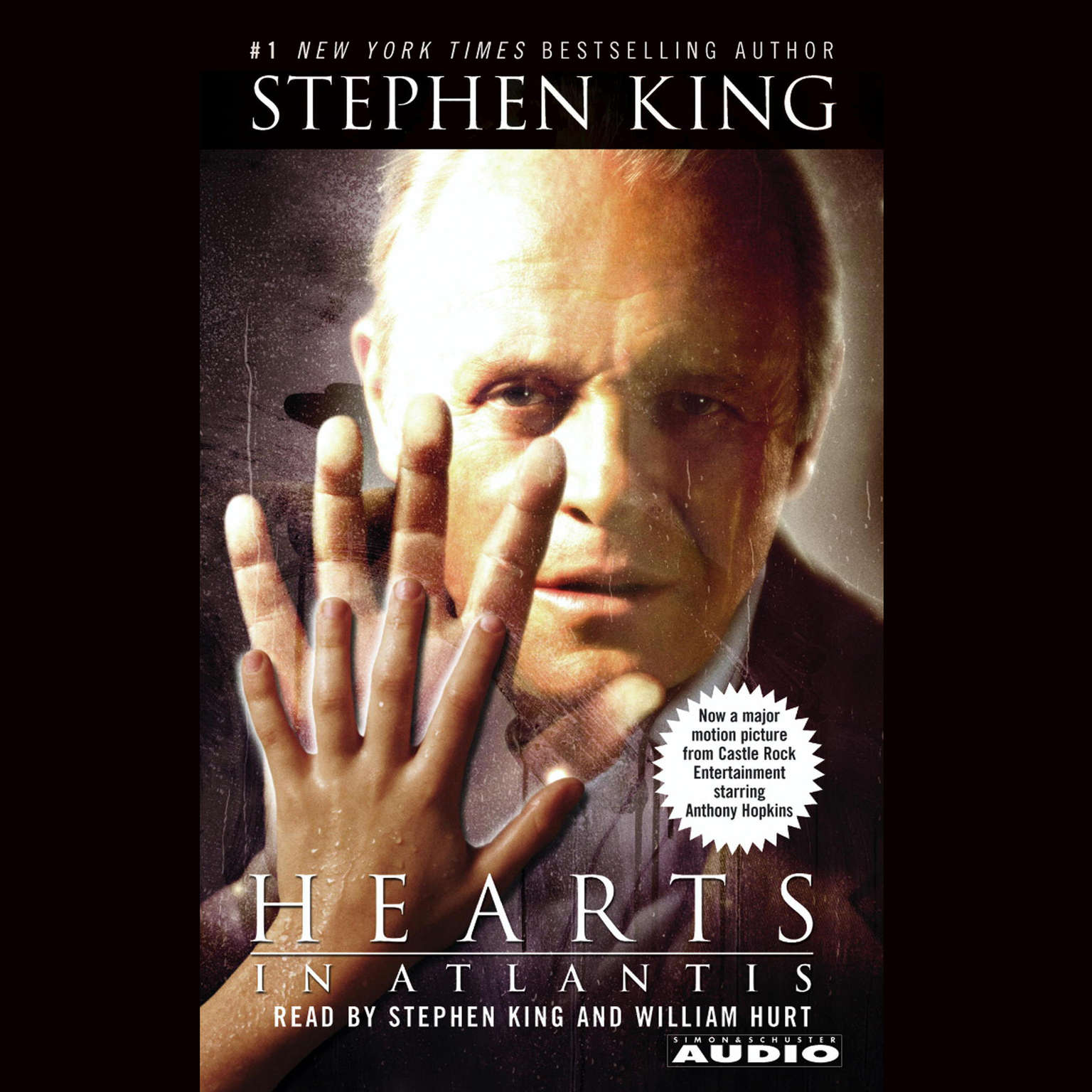 Printable Hearts In Atlantis Audiobook Cover Art