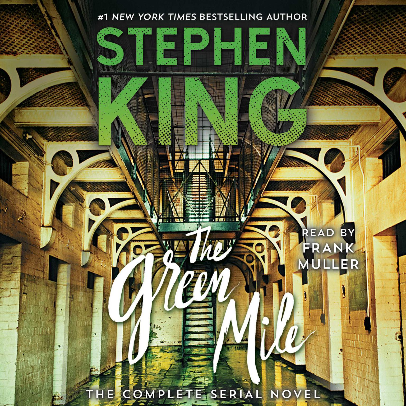 Printable The Green Mile Audiobook Cover Art