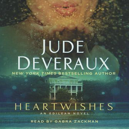 Printable Heartwishes: A Novel Audiobook Cover Art