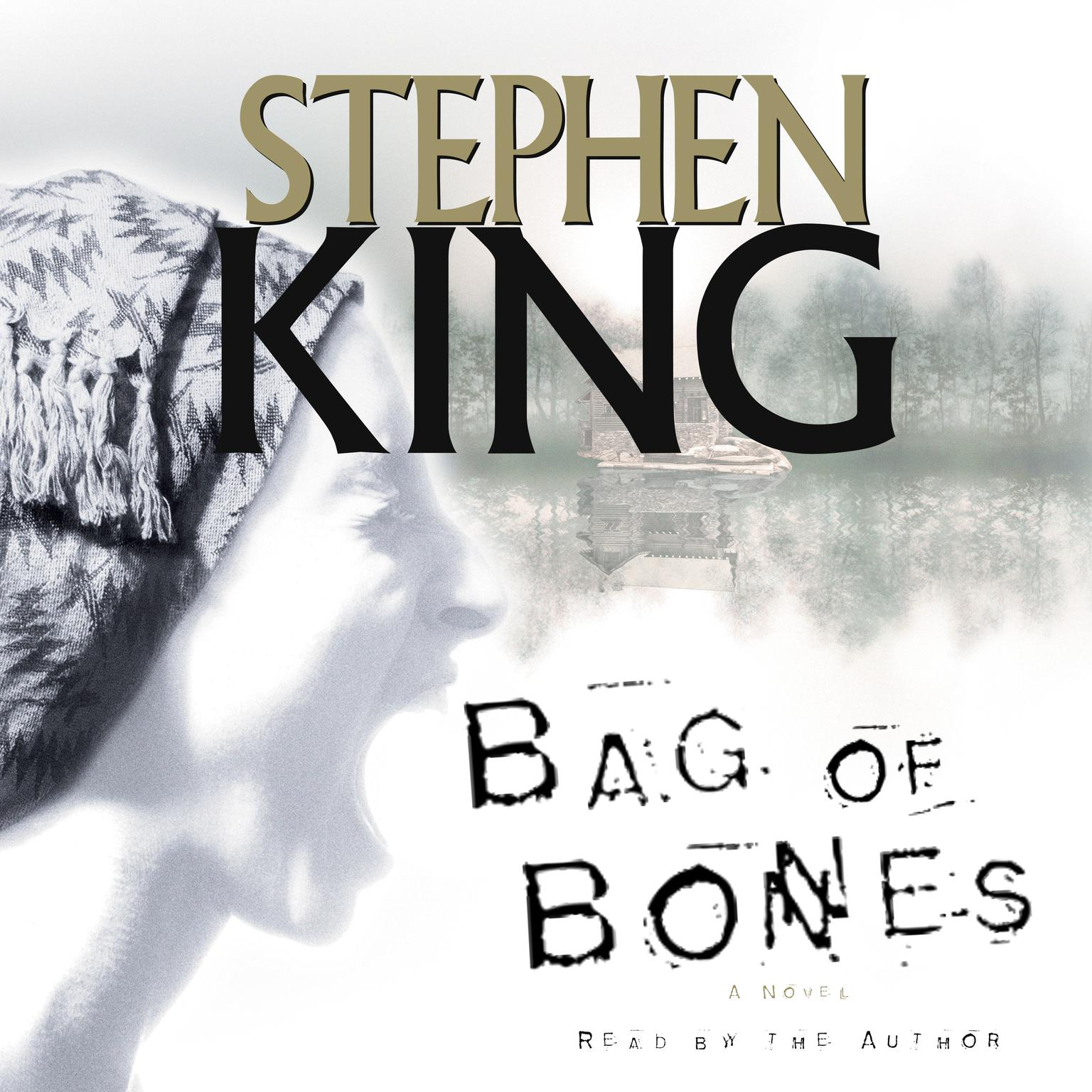 Printable Bag Of Bones Audiobook Cover Art
