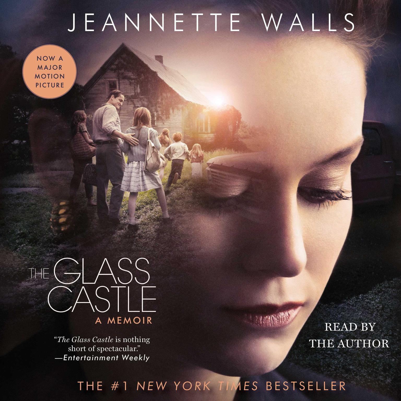 Printable The Glass Castle: A Memoir Audiobook Cover Art