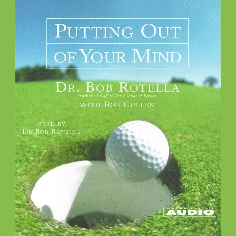 Printable Putting Out of Your Mind Audiobook Cover Art