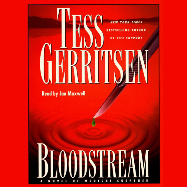 Printable Bloodstream: A Novel of Medical Suspense Audiobook Cover Art