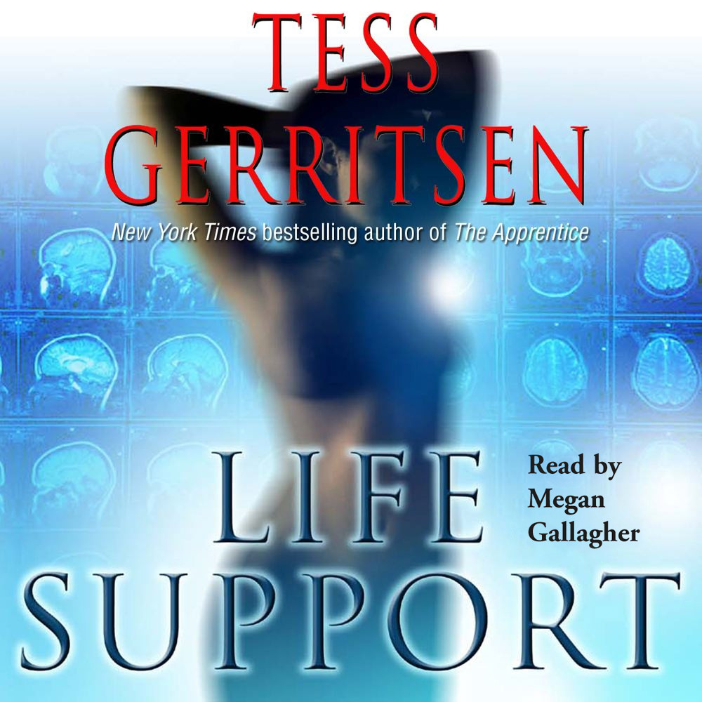 Printable Life Support Audiobook Cover Art