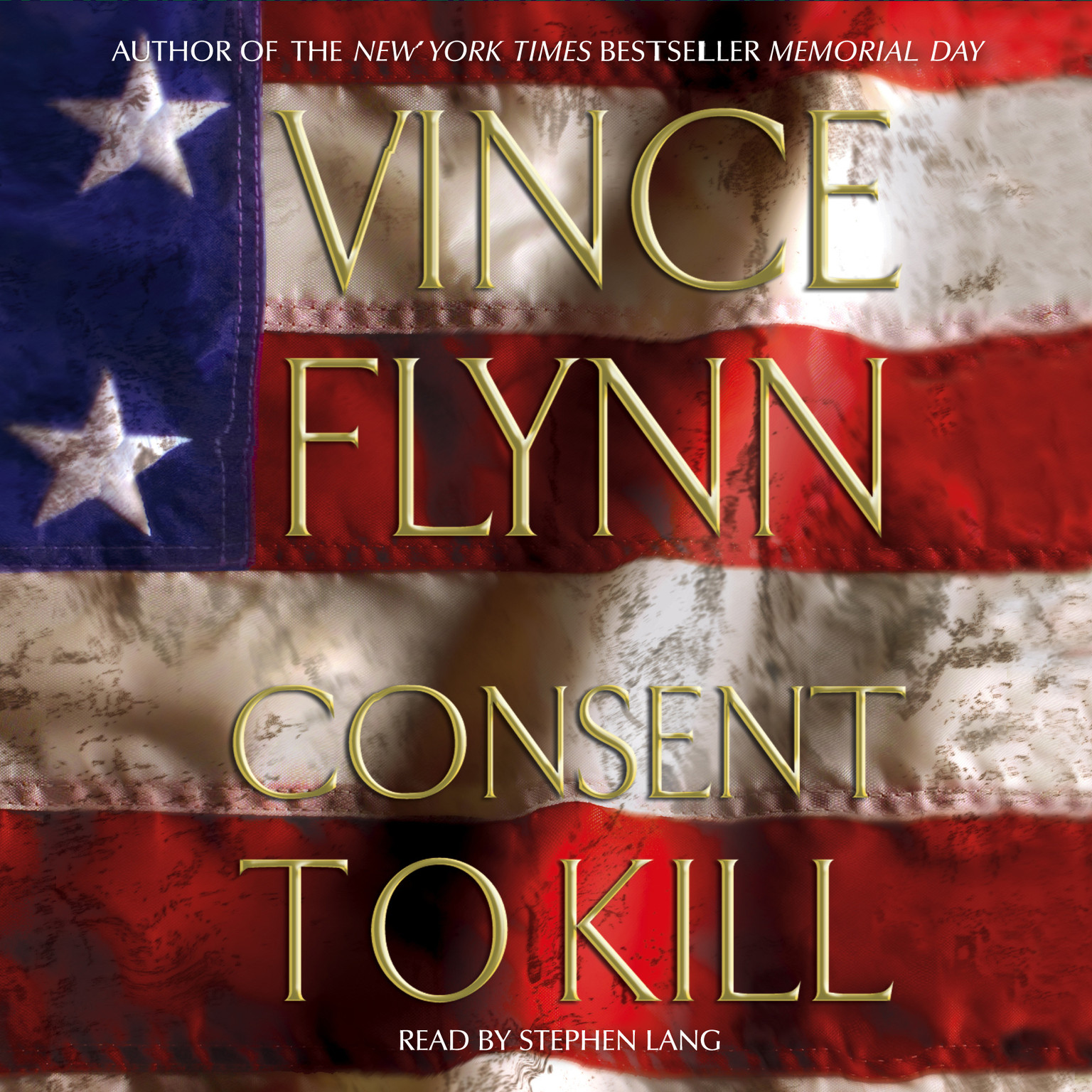 Printable Consent to Kill: A Thriller Audiobook Cover Art