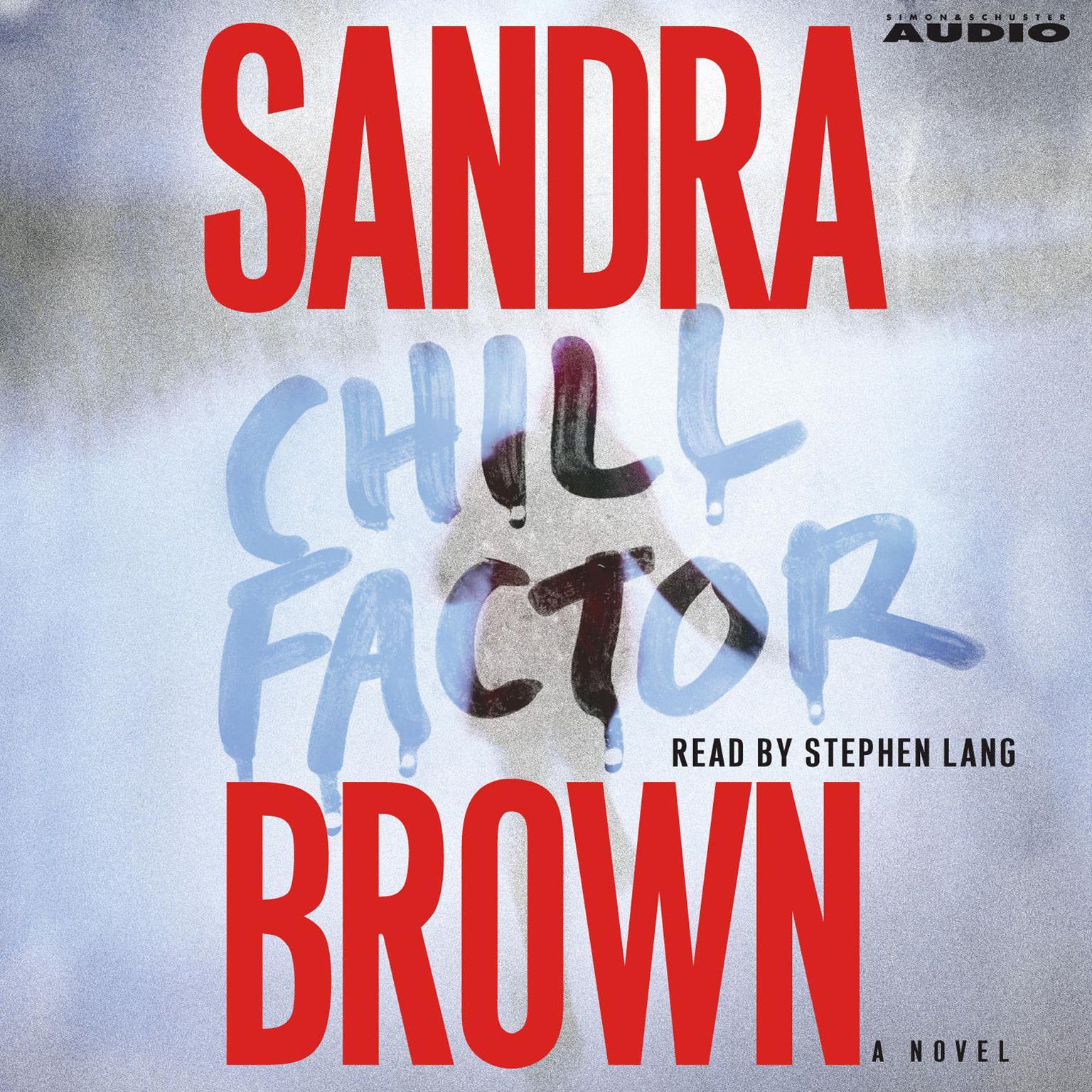 Printable Chill Factor: A Novel Audiobook Cover Art