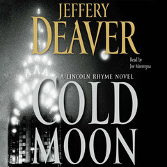 The Cold Moon: A Lincoln Rhyme Novel Audiobook, by Jeffery Deaver