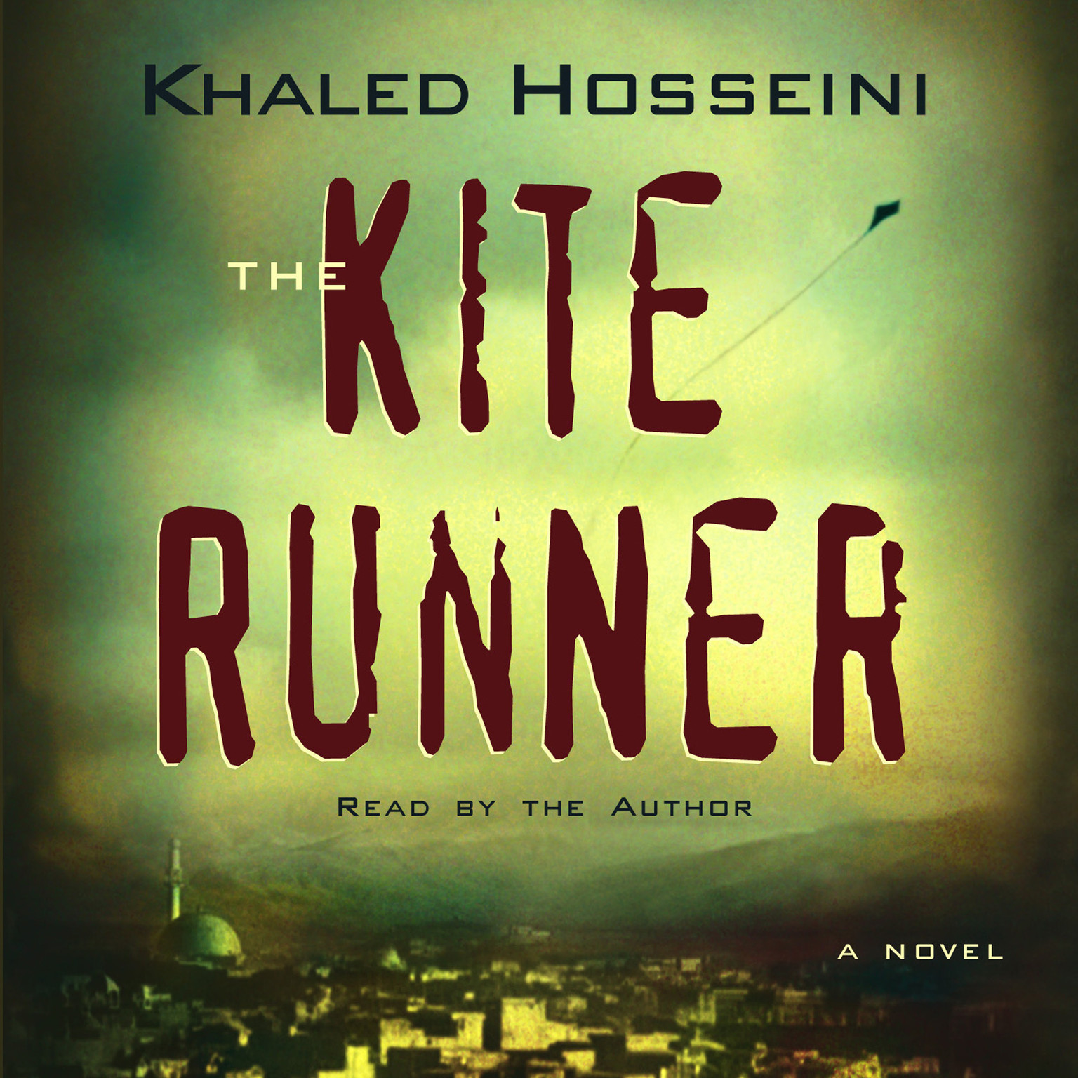 Printable The Kite Runner Audiobook Cover Art